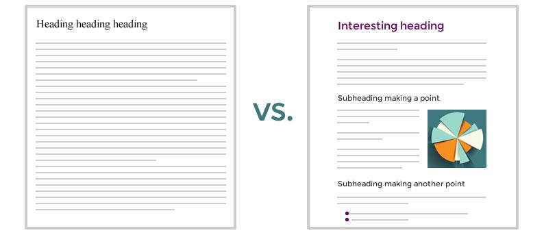 Boring vs Interesting