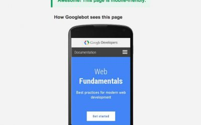 "Google's ""mobile-friendly"" ranking factor – is your site ready?"